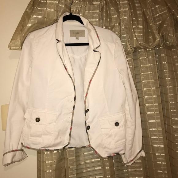 Burberry Jackets & Blazers - Burberry Jacket